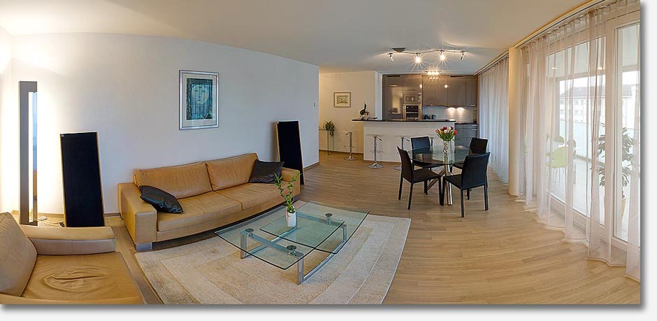 Louer un 5 pi ces meubl nyon suisse furnished for Location meuble geneve
