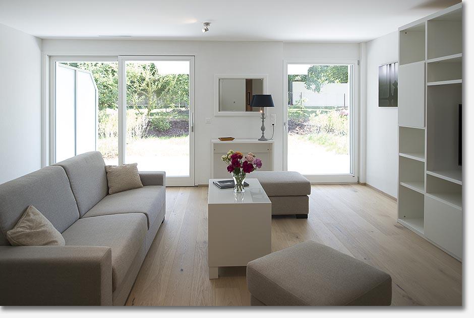 Louer un 3 1 2 pi ces meubl founex suisse furnished apartments temporary housing - Condition pour louer un appartement meuble ...