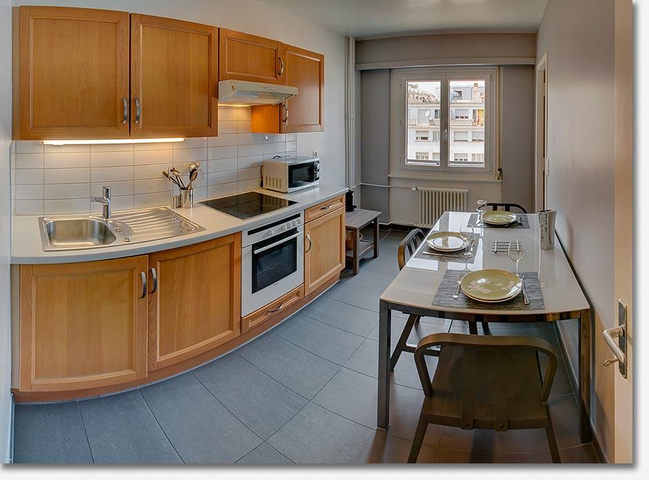 Louer un 3 pi ces meubl gen ve suisse furnished for Location meuble geneve