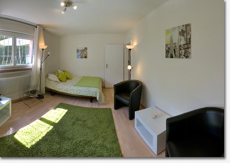 Louer un 1 pi ces meubl founex suisse furnished for Appartement meuble lausanne