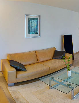 Furnished 3BR Flat in Nyon