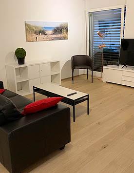 Möblierte 3½-Zimmerwohnung in Founex
