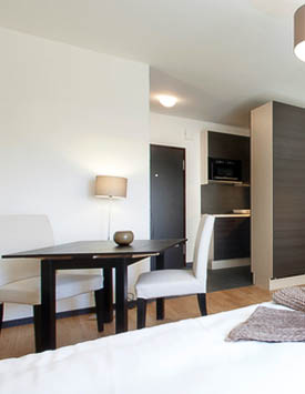 Rental Furnished Studio in Geneva Cointrin from 90.- per night
