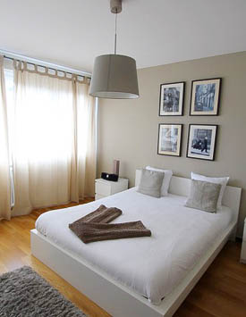 Furnished studio Flat in Geneva Plainpalais