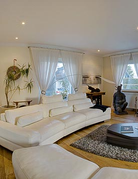 Furnished 4 BR Flat in Coppet