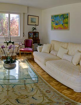 Furnished 4BR house in Founex