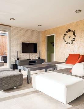Möblierte 5-Zimmerwohnung in Prévessin-Moëns