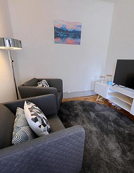 Furnished Studio in Rue de la Mairie