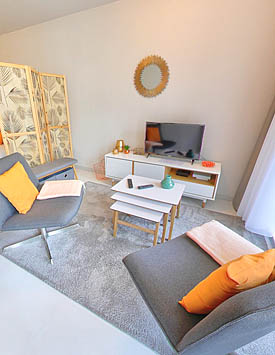 Rental Furnished Studio in Nyon from CHF 96.00 per night